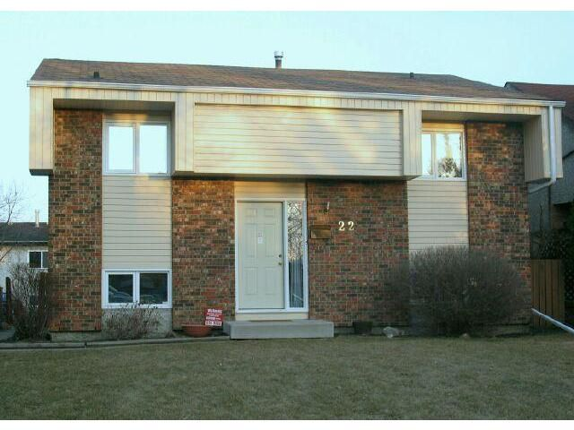Main Photo:  in WINNIPEG: North Kildonan Residential for sale (North East Winnipeg)  : MLS®# 1006287