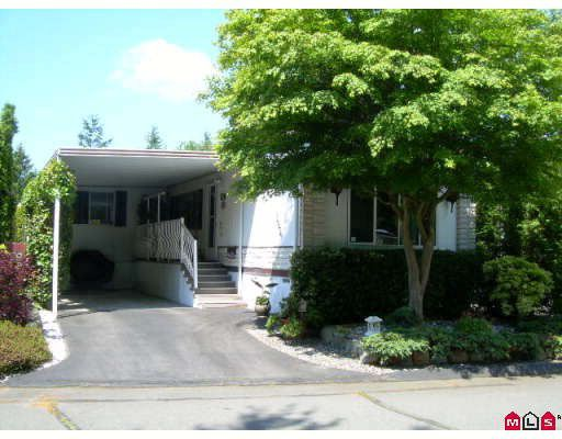 """Main Photo: 282 1840 160TH Street in Surrey: King George Corridor Manufactured Home for sale in """"Breakaway Bays"""" (South Surrey White Rock)  : MLS®# F2818397"""