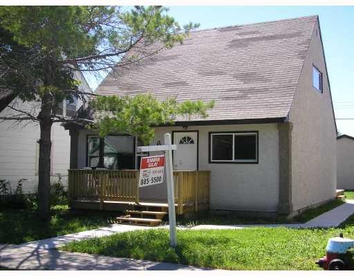Main Photo: 614 CHALMERS Avenue in WINNIPEG: East Kildonan Residential for sale (North East Winnipeg)  : MLS®# 2713453