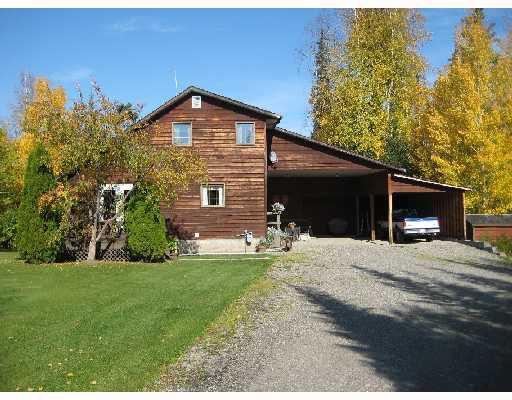 Main Photo: 8880 ANGUS Road in Prince_George: Blackwater House for sale (PG Rural West (Zone 77))  : MLS®# N187396
