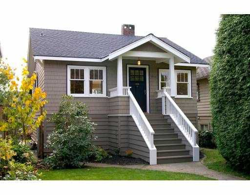 Main Photo: 1616 W 68TH AV in Vancouver: S.W. Marine House for sale (Vancouver West)  : MLS®# V563667