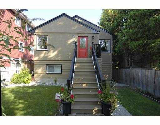 Main Photo: 259 E 21ST Avenue in Vancouver: Main House for sale (Vancouver East)  : MLS®# V732856