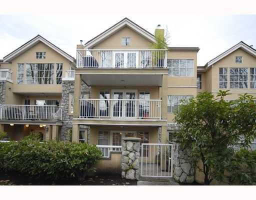 Main Photo: 108 655 W 13TH Avenue in Vancouver: Fairview VW Condo for sale (Vancouver West)  : MLS®# V751500