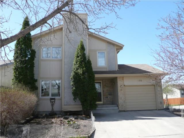 Main Photo: 199 Thurlby Road in WINNIPEG: North Kildonan Residential for sale (North East Winnipeg)  : MLS®# 1008080