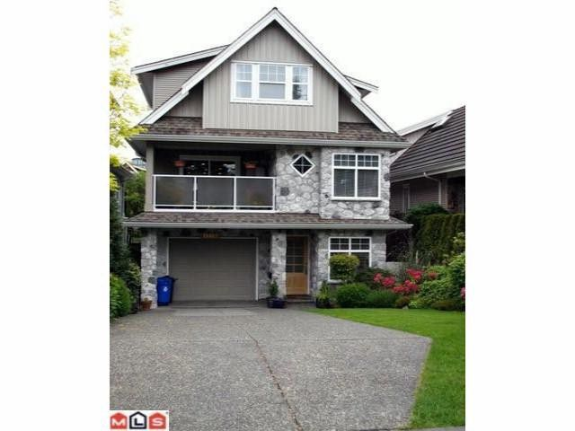 "Main Photo: 15465 THRIFT Avenue: White Rock House for sale in ""SOUTHLANDS"" (South Surrey White Rock)  : MLS®# F1014984"