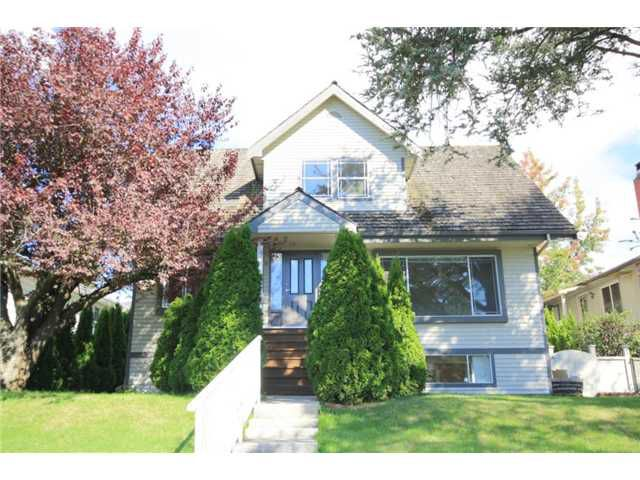 Main Photo: 6537 NEVILLE Street in Burnaby: South Slope House for sale (Burnaby South)  : MLS®# V851210
