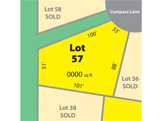"Main Photo: # LOT 57 COMPASS LN in Sechelt: Sechelt District Home for sale in ""TRAIL BAY ESTATES"" (Sunshine Coast)  : MLS®# V861136"