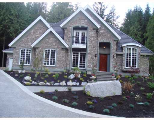 """Main Photo: 312 FORESTVIEW Lane: Anmore House for sale in """"CRYSTAL CREEK"""" (Port Moody)  : MLS®# V753530"""