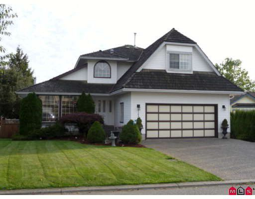 Main Photo: 31090 SIDONI Avenue in Abbotsford: Abbotsford West House for sale : MLS®# F2903876