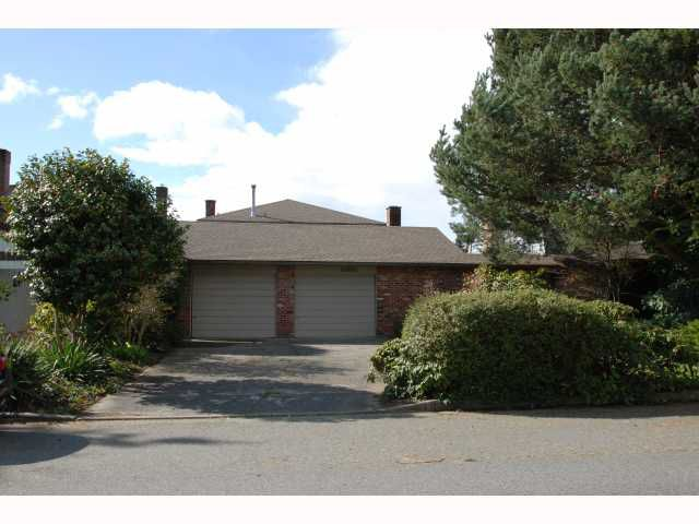 """Main Photo: 11511 TRUMPETER Drive in Richmond: Westwind House for sale in """"WESTWIND"""" : MLS®# V814172"""