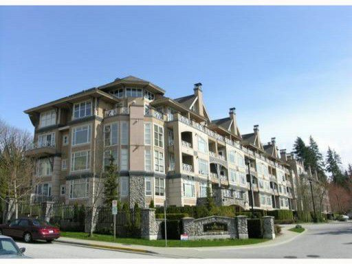 "Main Photo: 407 3600 WINDCREST Drive in North Vancouver: Roche Point Condo for sale in ""WINDSONG"" : MLS®# V816241"