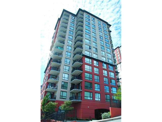 """Main Photo: 607 813 AGNES Street in New Westminster: Downtown NW Condo for sale in """"NEWS"""" : MLS®# V842412"""