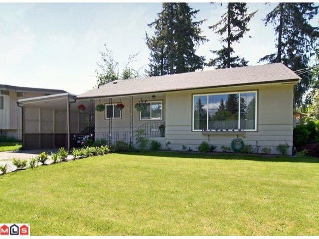 Main Photo: 32244 PINEVIEW Street in Abbotsford: Abbotsford West House for sale : MLS®# F1021121
