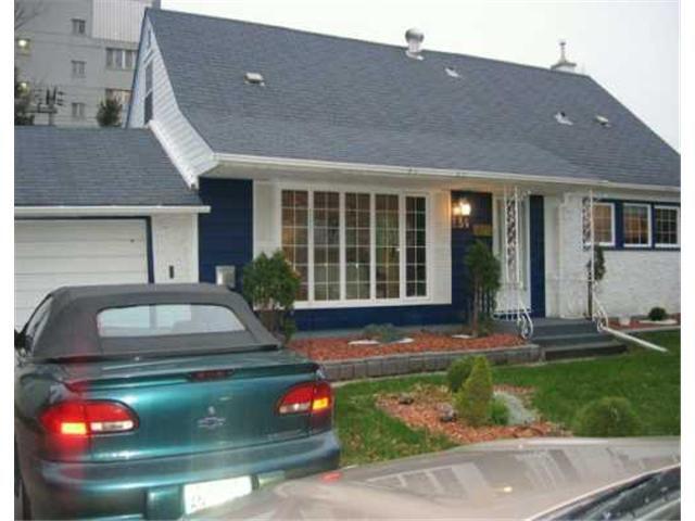 Main Photo: 134 TRAILL Avenue in WINNIPEG: St James Residential for sale (West Winnipeg)  : MLS®# 2618375