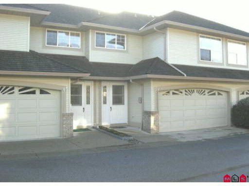 "Main Photo: 12 12165 75 Avenue in Surrey: West Newton Townhouse for sale in ""Strawberry Hills Estates"" : MLS®# F1026969"