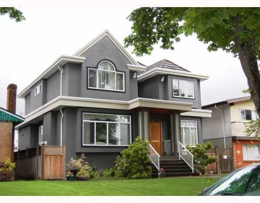 "Main Photo: 5735 SOPHIA Street in Vancouver: Main House for sale in ""MAIN STREET"" (Vancouver East)  : MLS®# V750854"