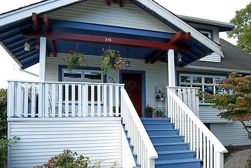 Big front veranda , updated double windows, fully fenced yard!