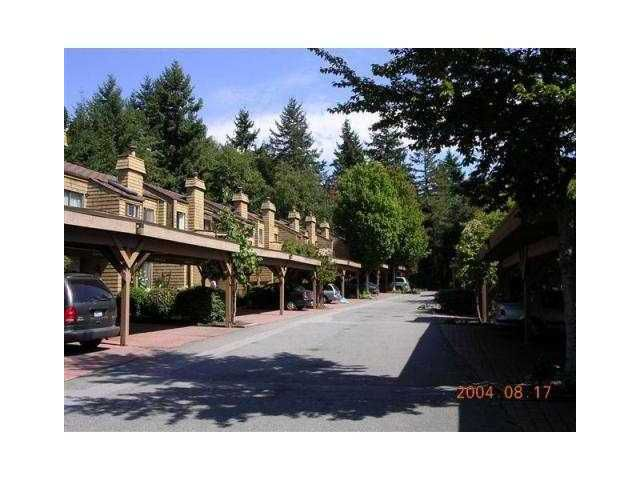 """Main Photo: 8147 LAVAL Place in Vancouver: Champlain Heights Townhouse for sale in """"CARTIER PLACE"""" (Vancouver East)  : MLS®# V826145"""