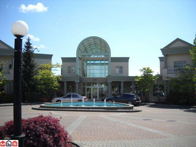 "Main Photo: 327 13880 70TH Avenue in Surrey: East Newton Condo for sale in ""Chelsea Gardens"" : MLS®# F1013529"