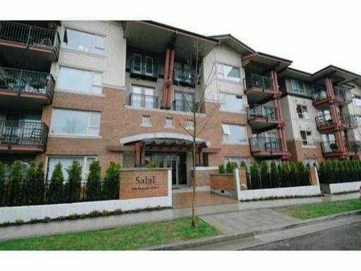 "Main Photo: 202 200 KLAHANIE Drive in Port Moody: Port Moody Centre Condo for sale in ""SALAL AT KLAHANIE"" : MLS®# V853904"