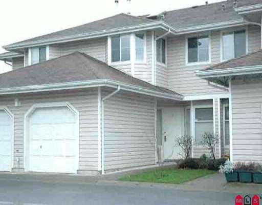 "Main Photo: 27 10038 155TH ST in Surrey: Guildford Townhouse for sale in ""Spring Meadows"" (North Surrey)  : MLS®# F2600745"