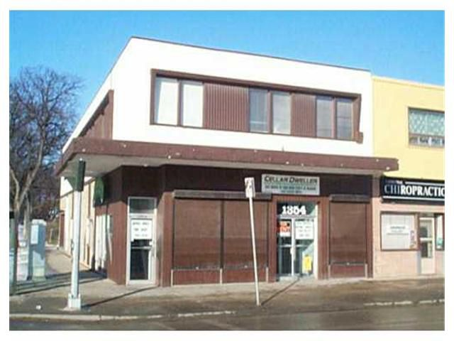 Main Photo: 1354 MAIN Street in WINNIPEG: North End Industrial / Commercial / Investment for sale (North West Winnipeg)  : MLS®# 2313214