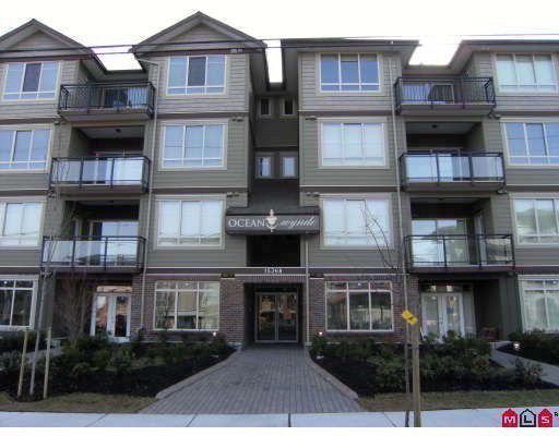 "Main Photo: 108 15368 17A Avenue in Surrey: King George Corridor Condo for sale in ""Ocean Wynde"" (South Surrey White Rock)  : MLS®# F1001148"
