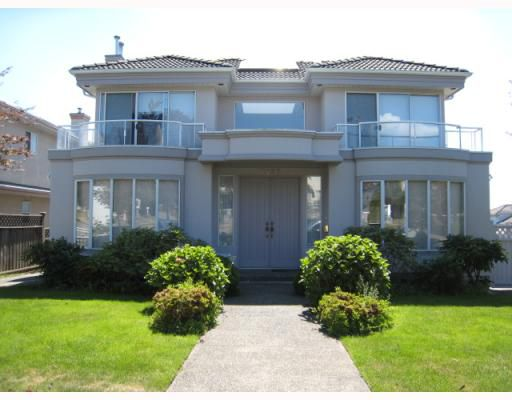 Main Photo: 7823 THORNHILL Drive in Vancouver: Fraserview VE House for sale (Vancouver East)  : MLS®# V778800
