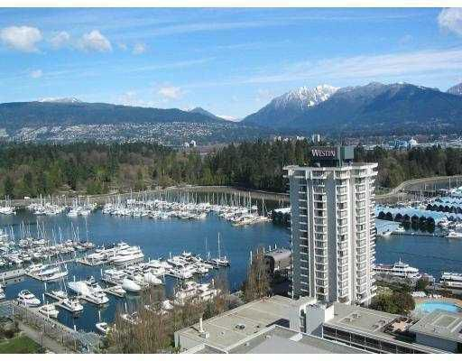 """Main Photo: 1504 1616 BAYSHORE Drive in Vancouver: Coal Harbour Condo for sale in """"BAYSHORE GARDENS"""" (Vancouver West)  : MLS®# V813625"""