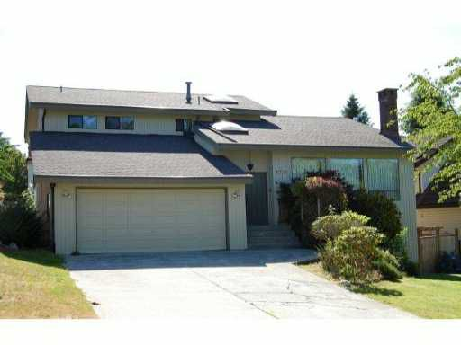 Main Photo: 1238 MARSDEN Court in Burnaby: Simon Fraser Univer. House for sale (Burnaby North)  : MLS®# V842118