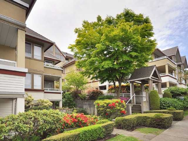 """Main Photo: 308 1876 W 6TH Avenue in Vancouver: Kitsilano Condo for sale in """"HERITAGE AT CYPRESS"""" (Vancouver West)  : MLS®# V848086"""