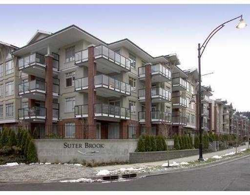 """Main Photo: 100 CAPILANO Road in Port Moody: Port Moody Centre Condo for sale in """"SUTERBROOK"""" : MLS®# V621630"""