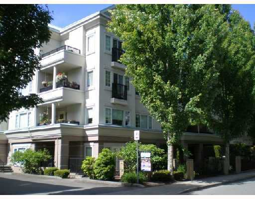 "Main Photo: 411 55 BLACKBERRY Drive in New_Westminster: Fraserview NW Condo for sale in ""QUEENS PARK PLACE"" (New Westminster)  : MLS®# V774698"