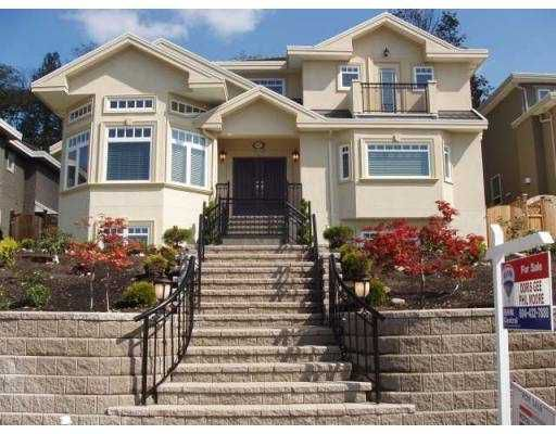 Main Photo: 7375 UNION ST in Burnaby: Simon Fraser Univer. House for sale (Burnaby North)  : MLS®# V556804