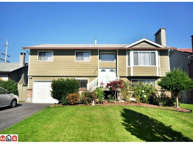 Main Photo: 15051 95TH Avenue in Surrey: Fleetwood Tynehead House for sale : MLS®# F1025803