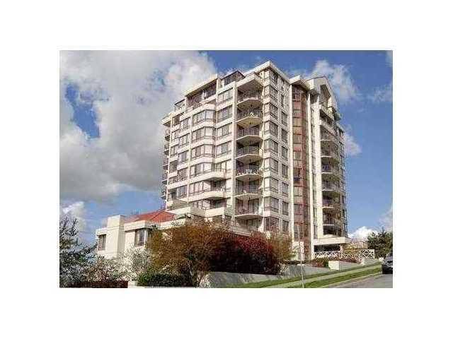 """Main Photo: 406 220 11TH Street in New Westminster: Uptown NW Condo for sale in """"QUEENS COVE"""" : MLS®# V867967"""