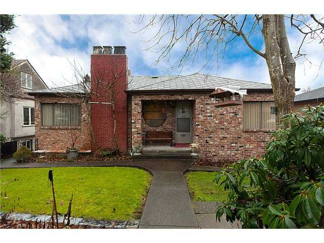 Main Photo: 855 W KING EDWARD Avenue in Vancouver: Cambie House for sale (Vancouver West)  : MLS®# V868084