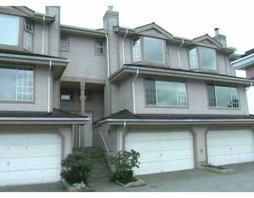 Main Photo: 111 1140 CASTLE CR in Port_Coquitlam: Citadel PQ Townhouse for sale (Port Coquitlam)  : MLS®# V390303