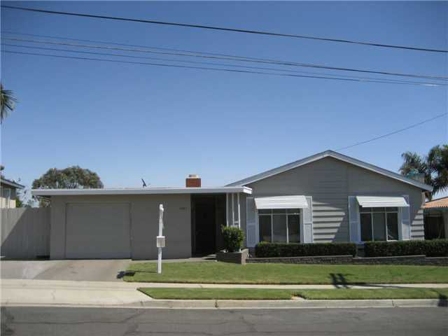 Main Photo: LINDA VISTA House for sale : 3 bedrooms : 1551 Regulus St in San Diego