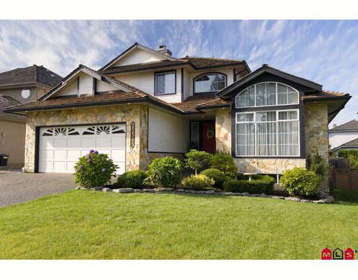 Main Photo: 21545 TELEGRAPH Trail in Langley: Walnut Grove House for sale : MLS®# F2828142