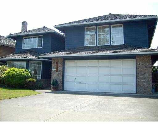 Main Photo: 5060 MONCTON Street in Richmond: Steveston South House for sale : MLS®# V771286