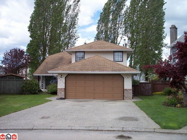 Main Photo: 2775 DEHAVILLAND Place in Abbotsford: Abbotsford West House for sale : MLS®# F1012701