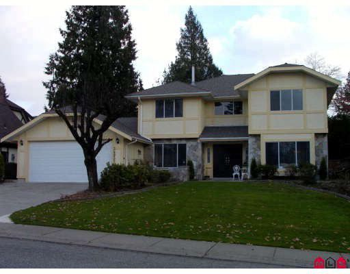 """Main Photo: 34932 EVERETT Drive in Abbotsford: Abbotsford East House for sale in """"Everett Estates"""" : MLS®# F2822833"""