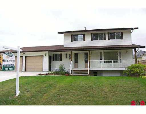 """Main Photo: 18312 67TH AV in Surrey: Cloverdale BC House for sale in """"CLAYTON"""" (Cloverdale)  : MLS®# F2618763"""