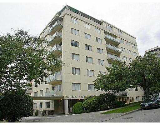"""Main Photo: 201 2409 W 43RD Avenue in Vancouver: Kerrisdale Condo for sale in """"BALSAM COURT"""" (Vancouver West)  : MLS®# V779470"""