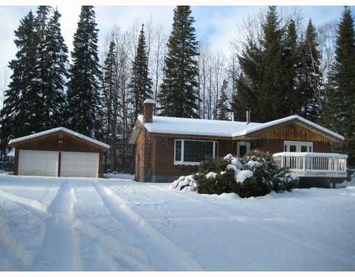 """Main Photo: 7533 CARR Road in Prince George: Emerald House for sale in """"EMERALD"""" (PG City North (Zone 73))  : MLS®# N196835"""