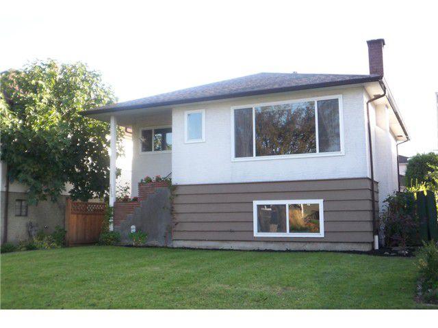 Main Photo: 2922 KITCHENER Street in Vancouver: Renfrew VE House for sale (Vancouver East)  : MLS®# V855354