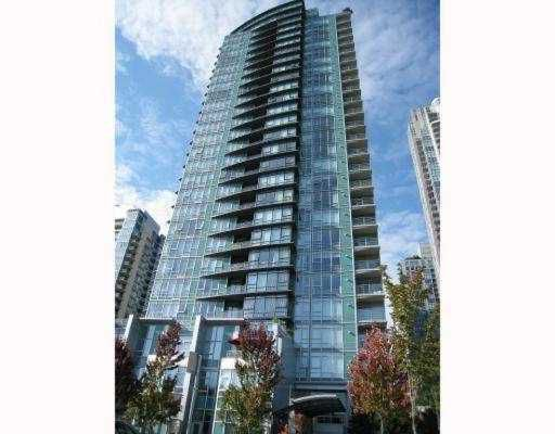 """Main Photo: 2802 1483 HOMER Street in Vancouver: False Creek North Condo for sale in """"WATERFORD"""" (Vancouver West)  : MLS®# V747333"""
