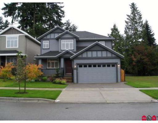 """Main Photo: 14730 34TH Avenue in Surrey: King George Corridor House for sale in """"Elgin Brook"""" (South Surrey White Rock)  : MLS®# F2903887"""