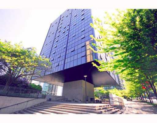 """Main Photo: 1307 1333 W GEORGIA Street in Vancouver: Coal Harbour Condo for sale in """"THE QUBE"""" (Vancouver West)  : MLS®# V769796"""